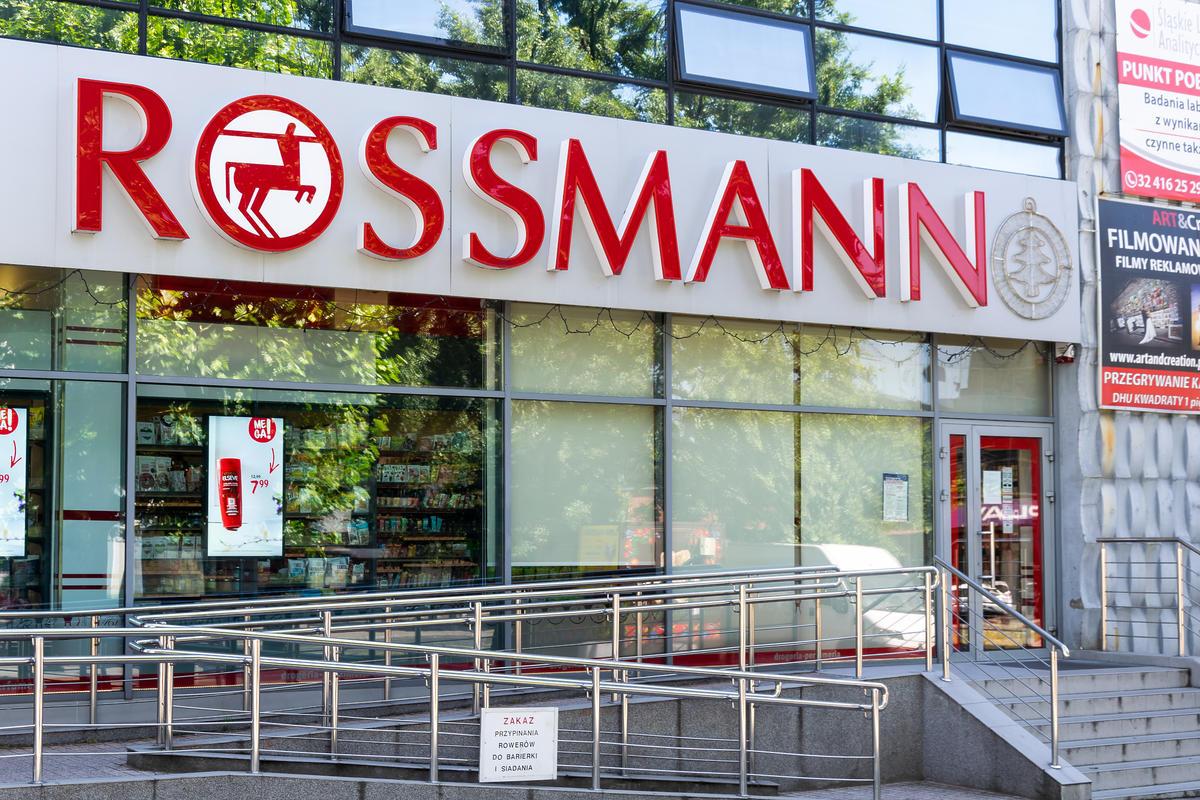 black friday 2020 w Rossmannie