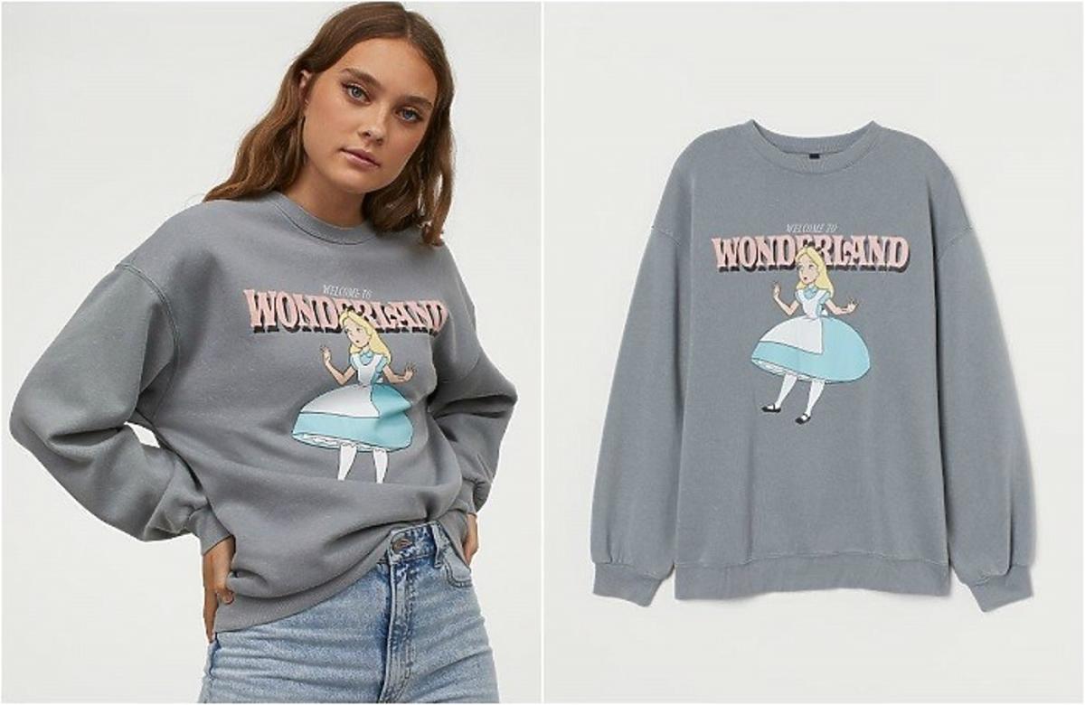 Bluza Sylwii Grzeszczak z H&M