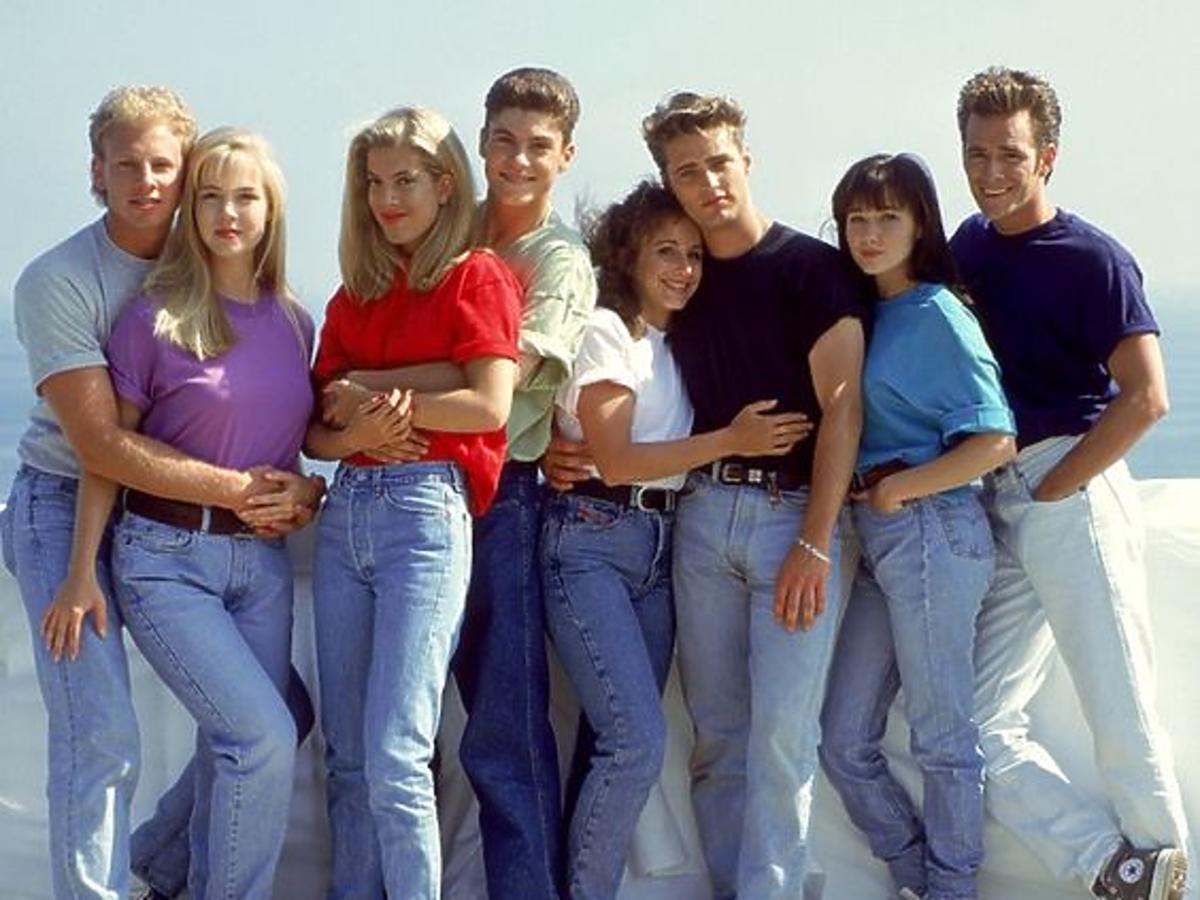 Bohaterowie serialu Beverly Hills 90210