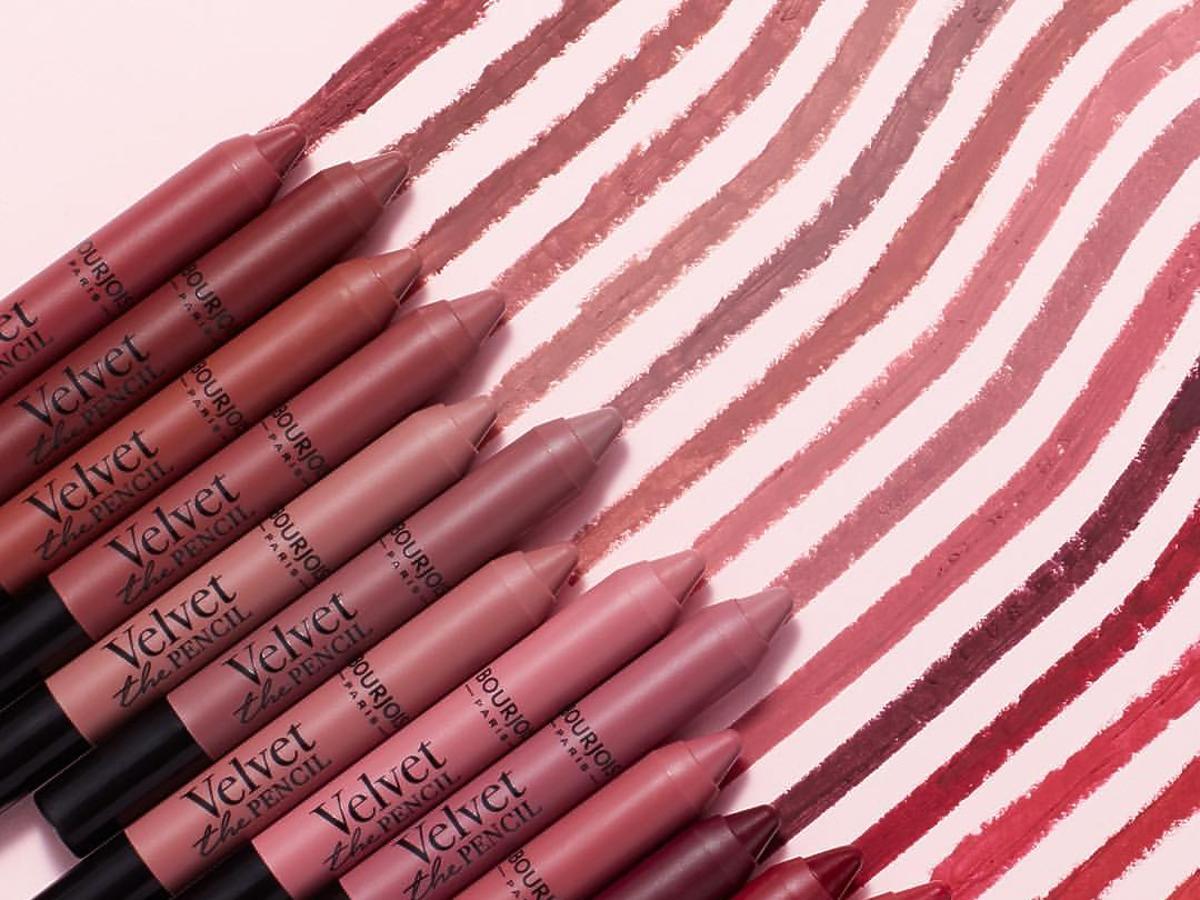 Bourjois Velvet the Pencil - idealna kredka do matowego makijażu ust