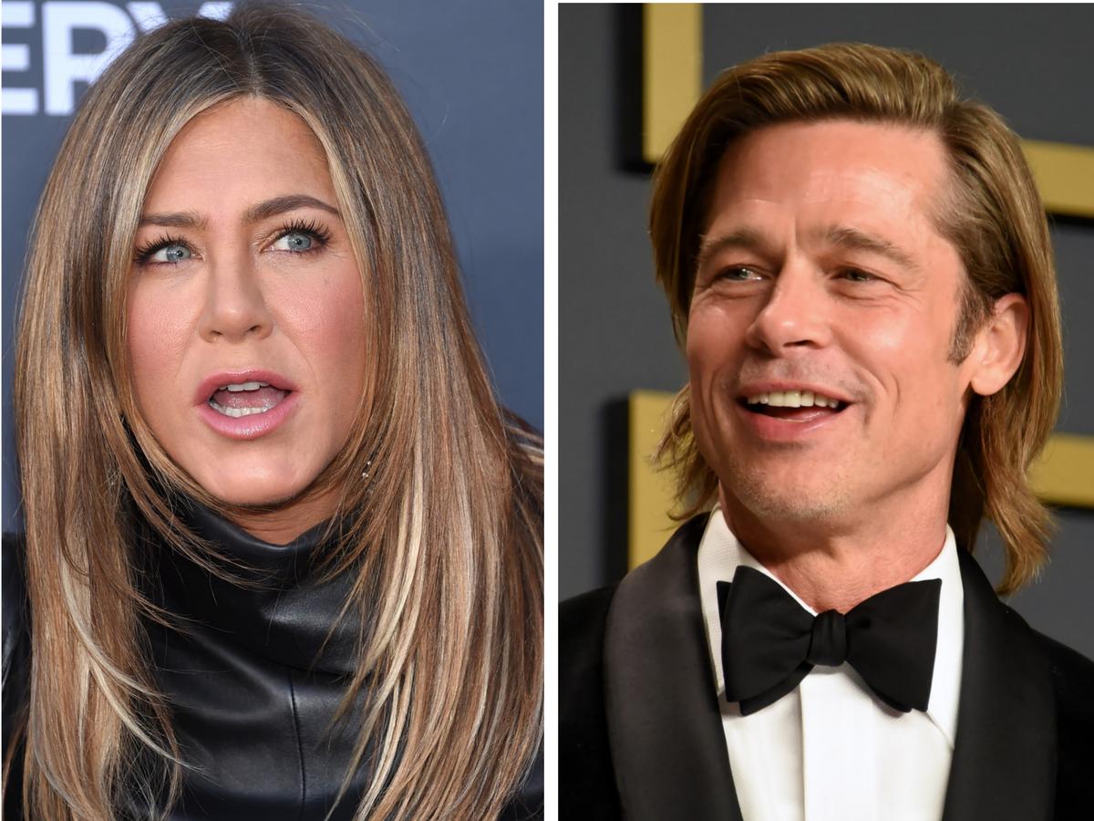Brad Pitt wyrzucił Jennifer Aniston z domu po wspólnej kwarantannie?!