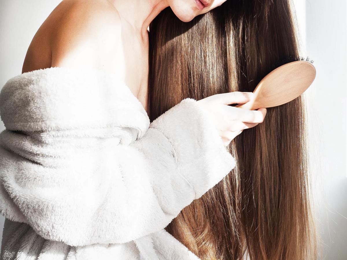 budowa włosa