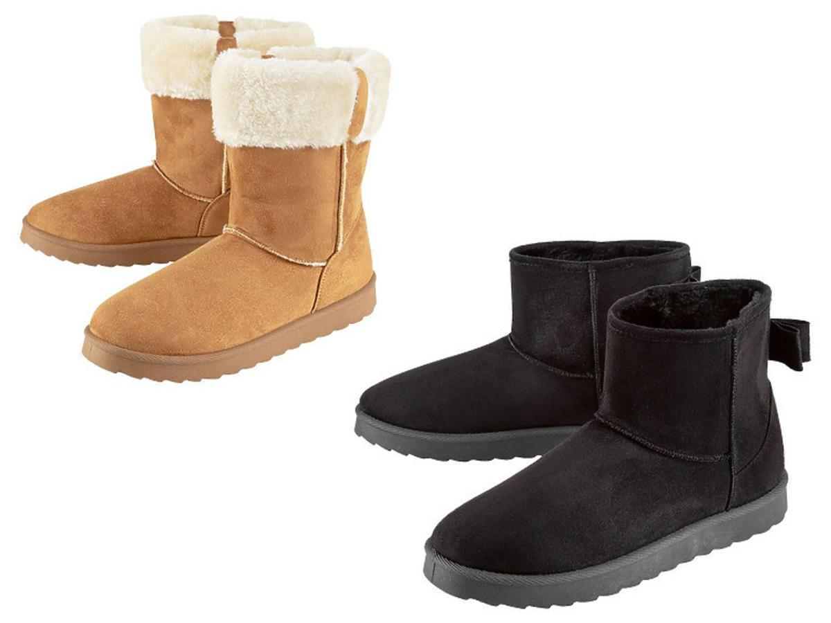 buty emu w Lidlu