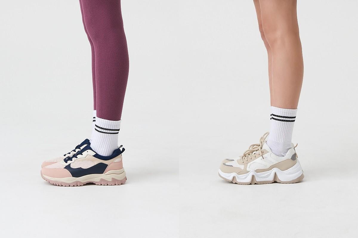 buty na jesień sneakersy
