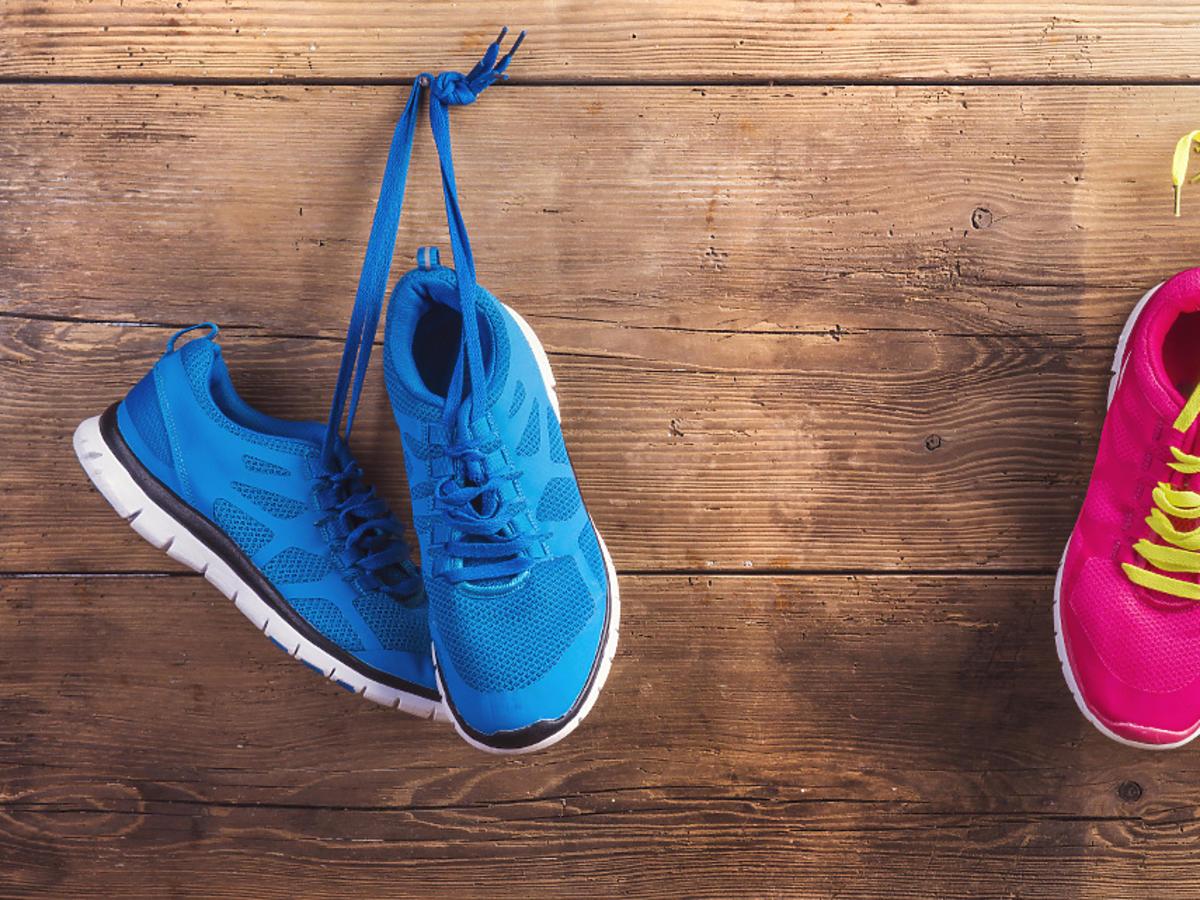 buty sportowe - przegląd