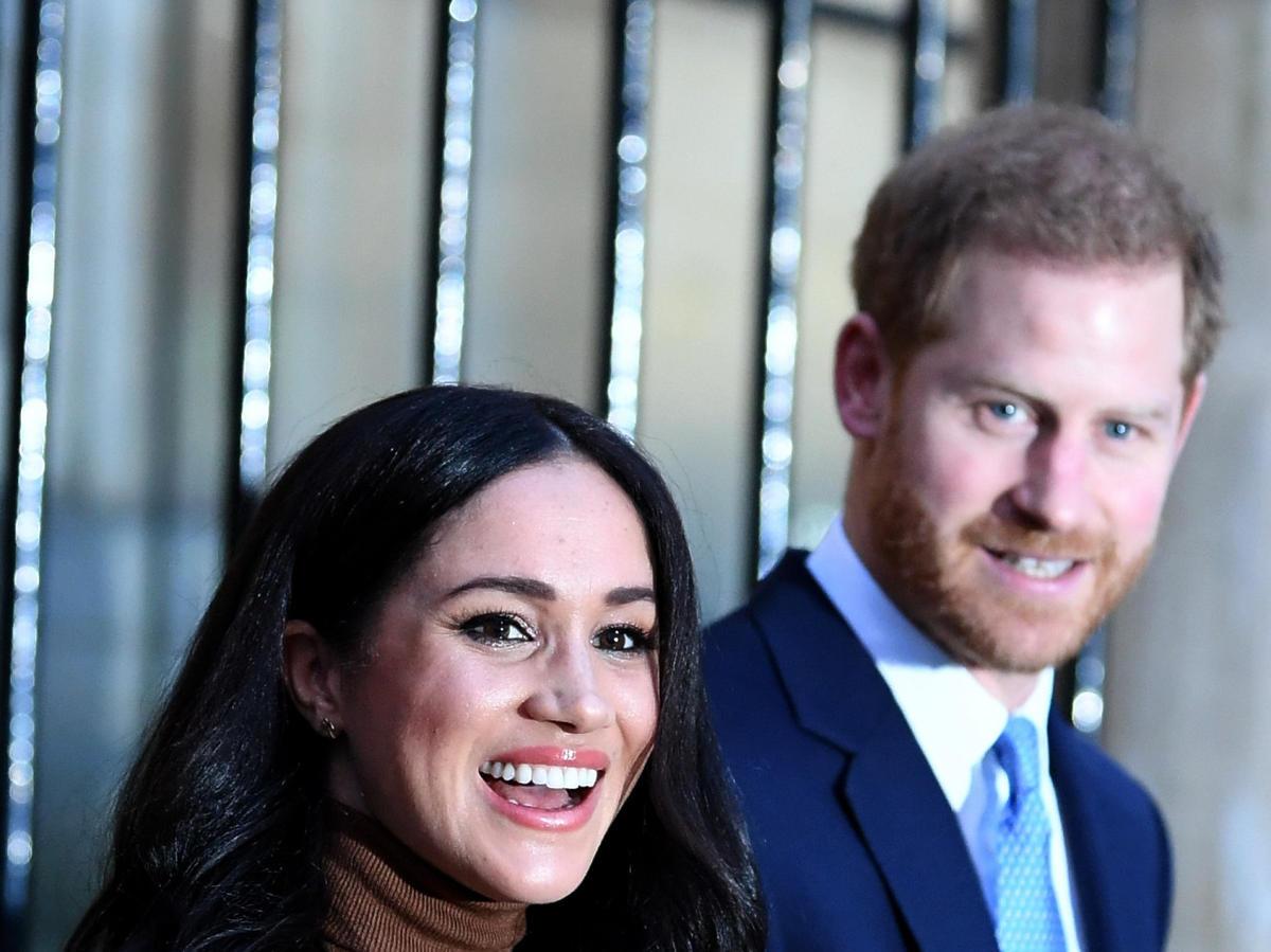 Była dziewczyna księcia Harry'ego upodobniła się do Meghan