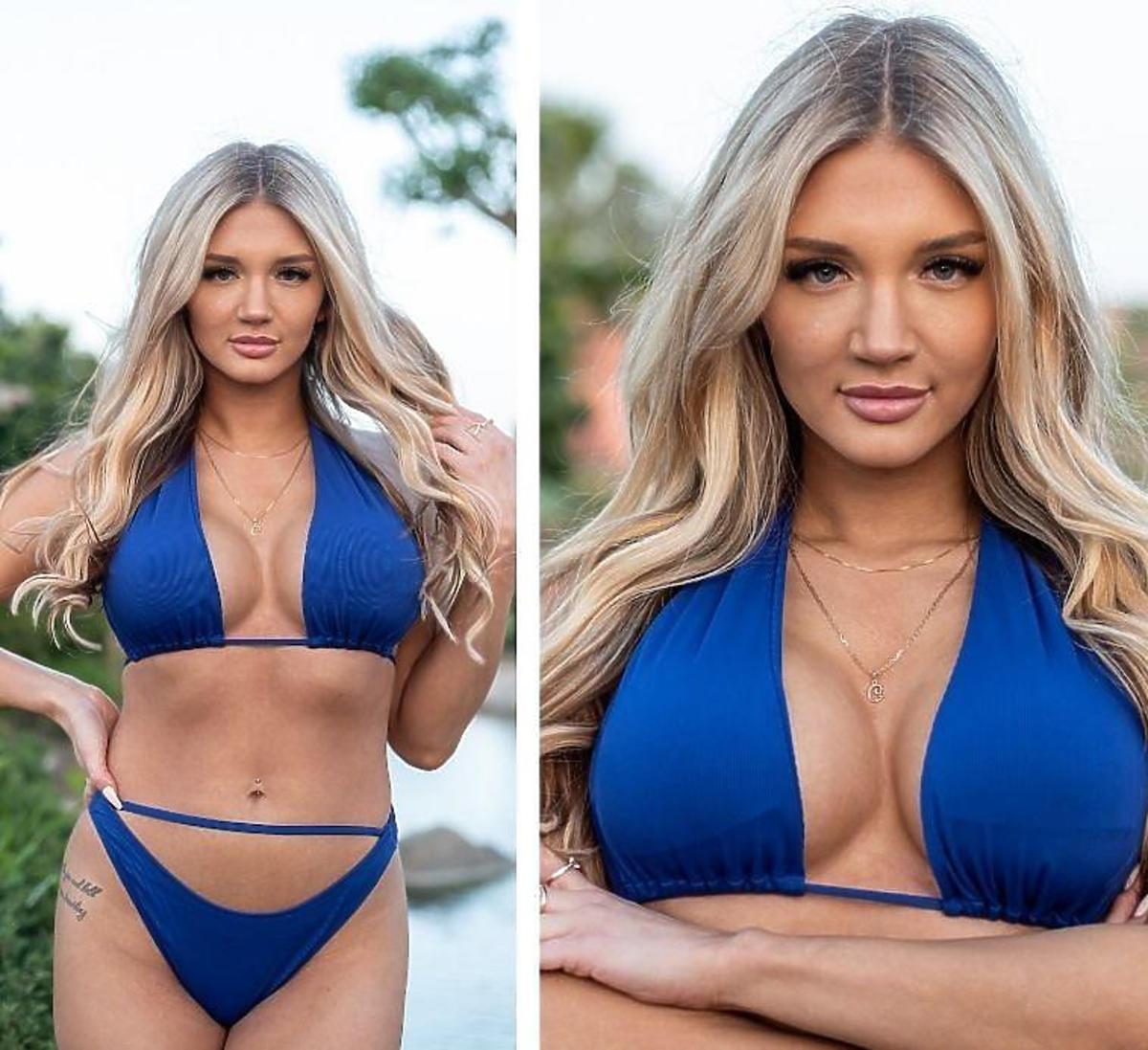 Caroline z Love Island