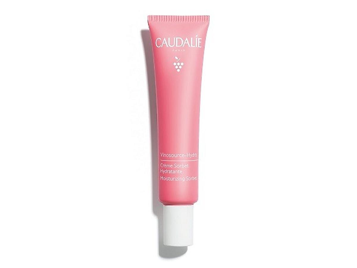 Caudalie Vinosource, Creme Sorbet Hydratante, Lekki krem - sorbet nawilżający pod makijaż