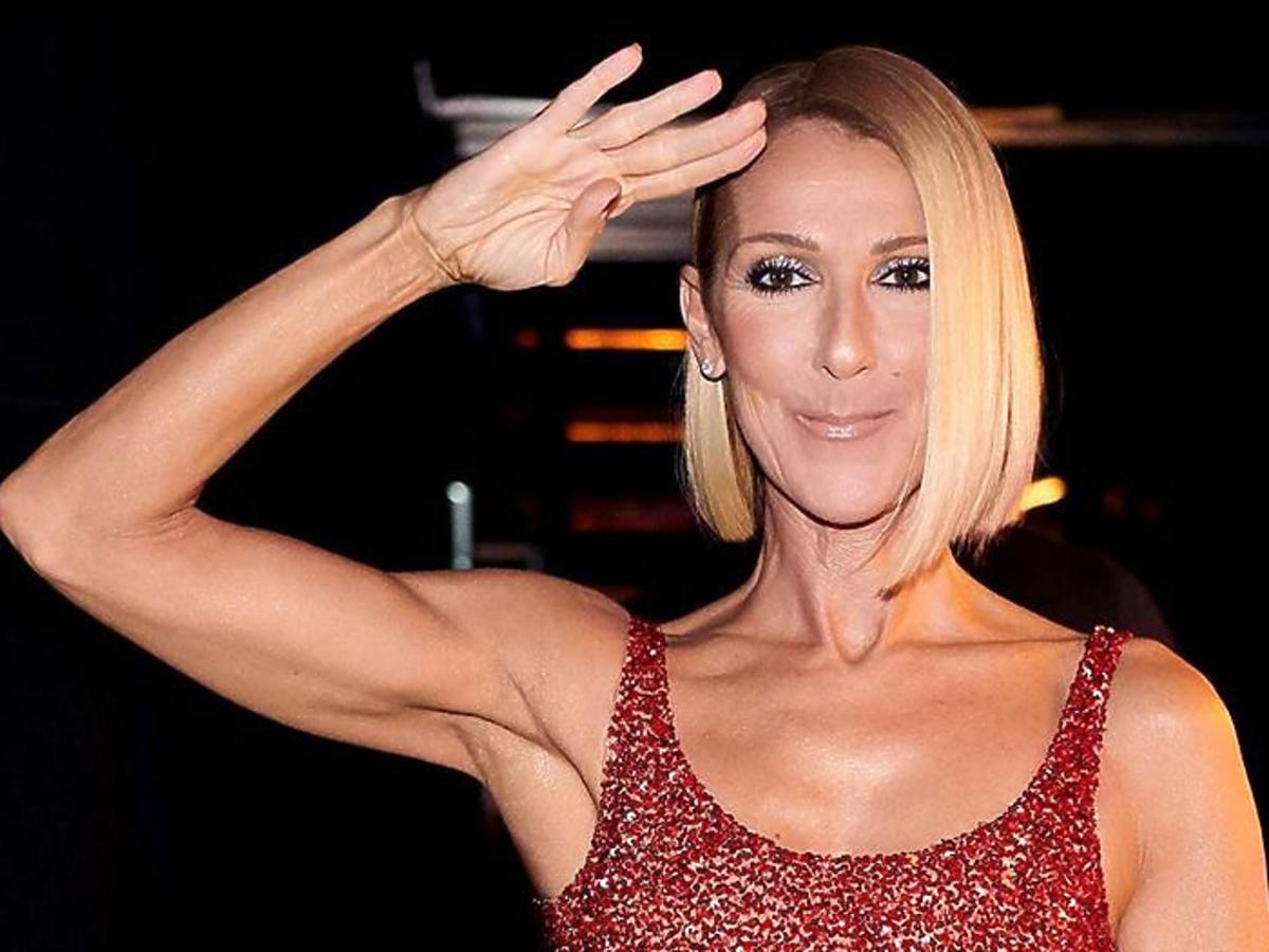 Celine Dion w dzieciństwie operacje plastyczne