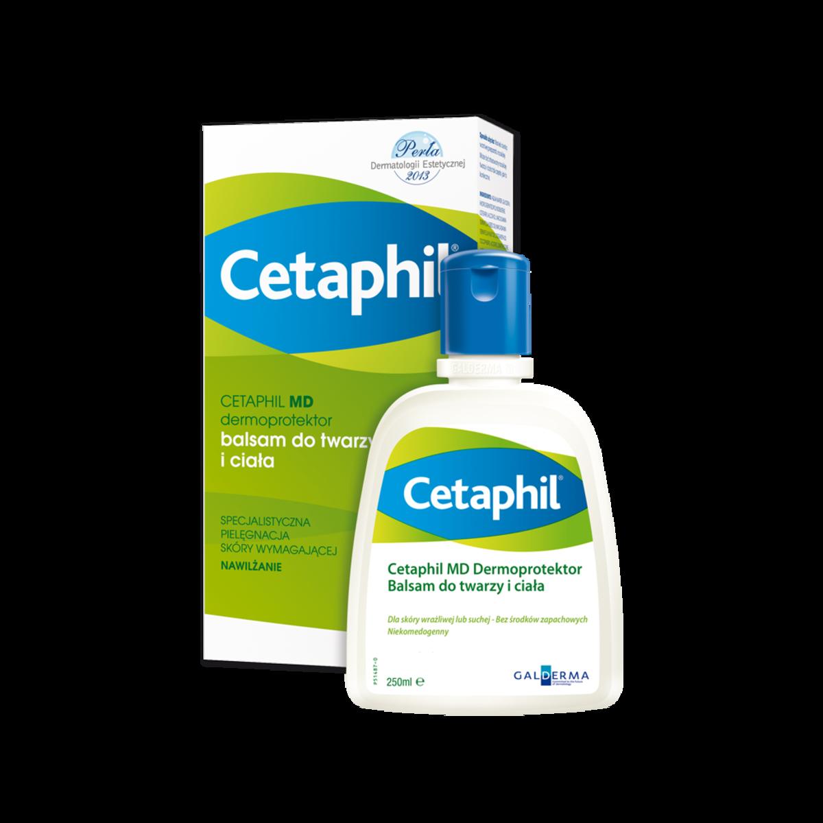 cetaphil md balsam do twarzy i ciała