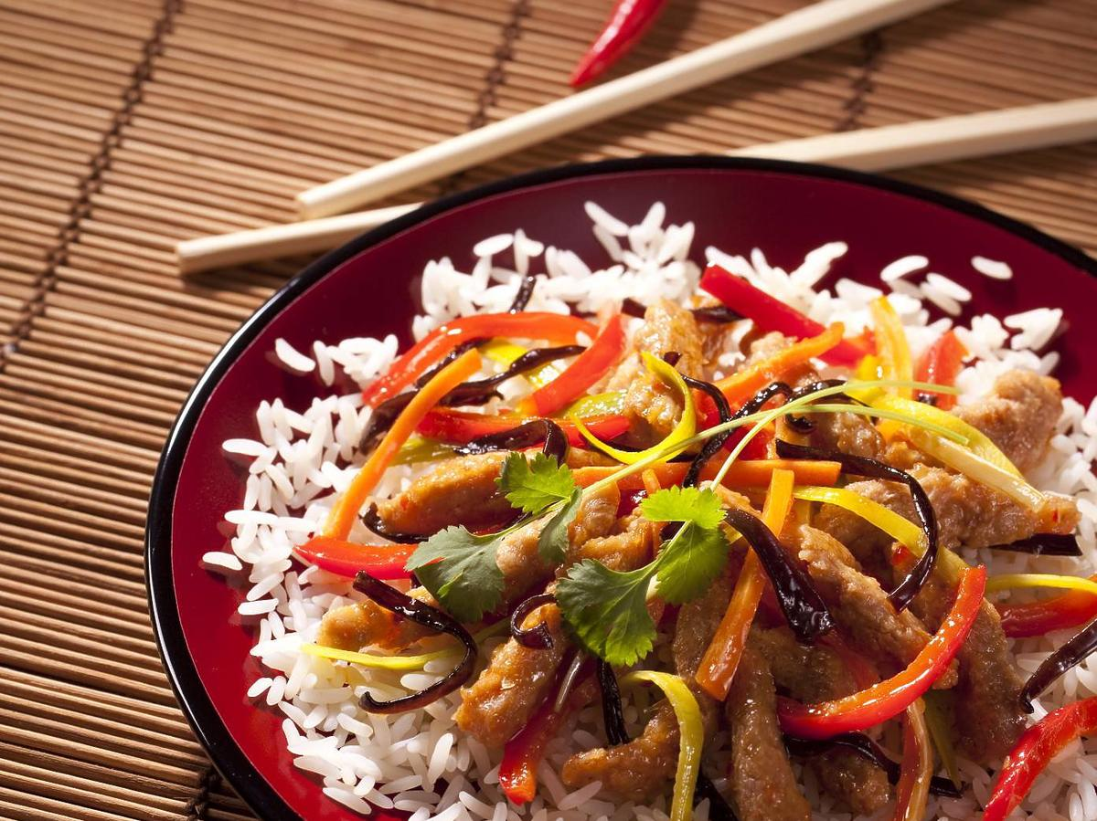 Chińskie danie sojowe Orico