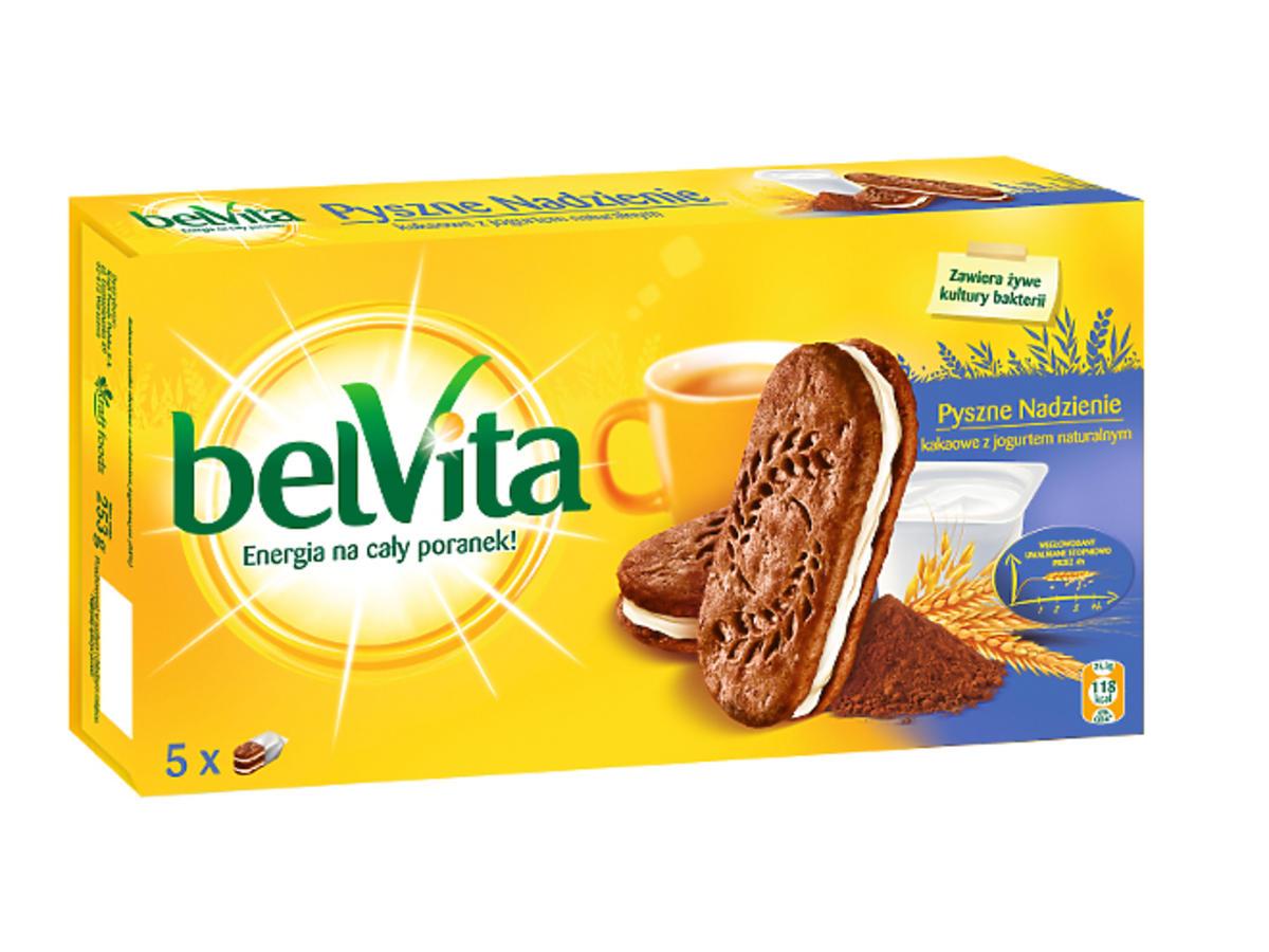 ciasteczka belvita
