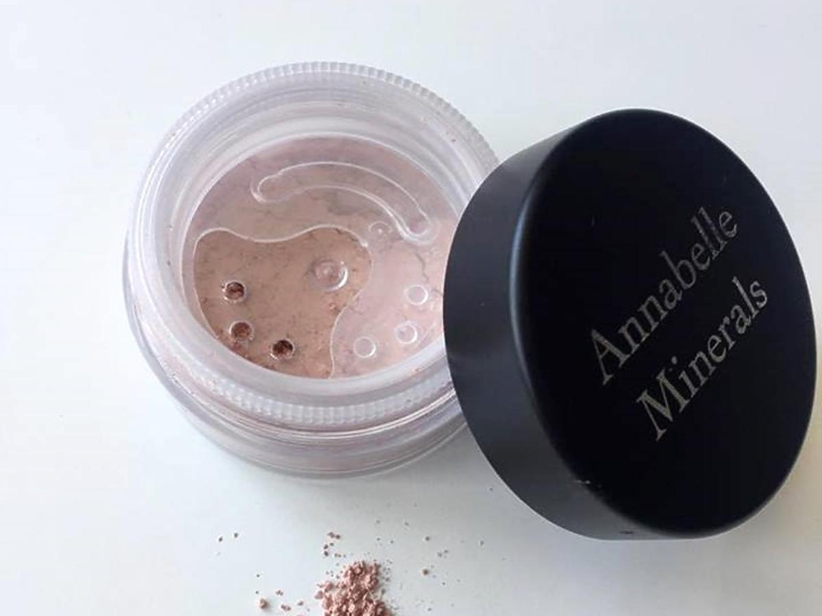 cień do powiek Annabelle Minerals w odcieniu Candy