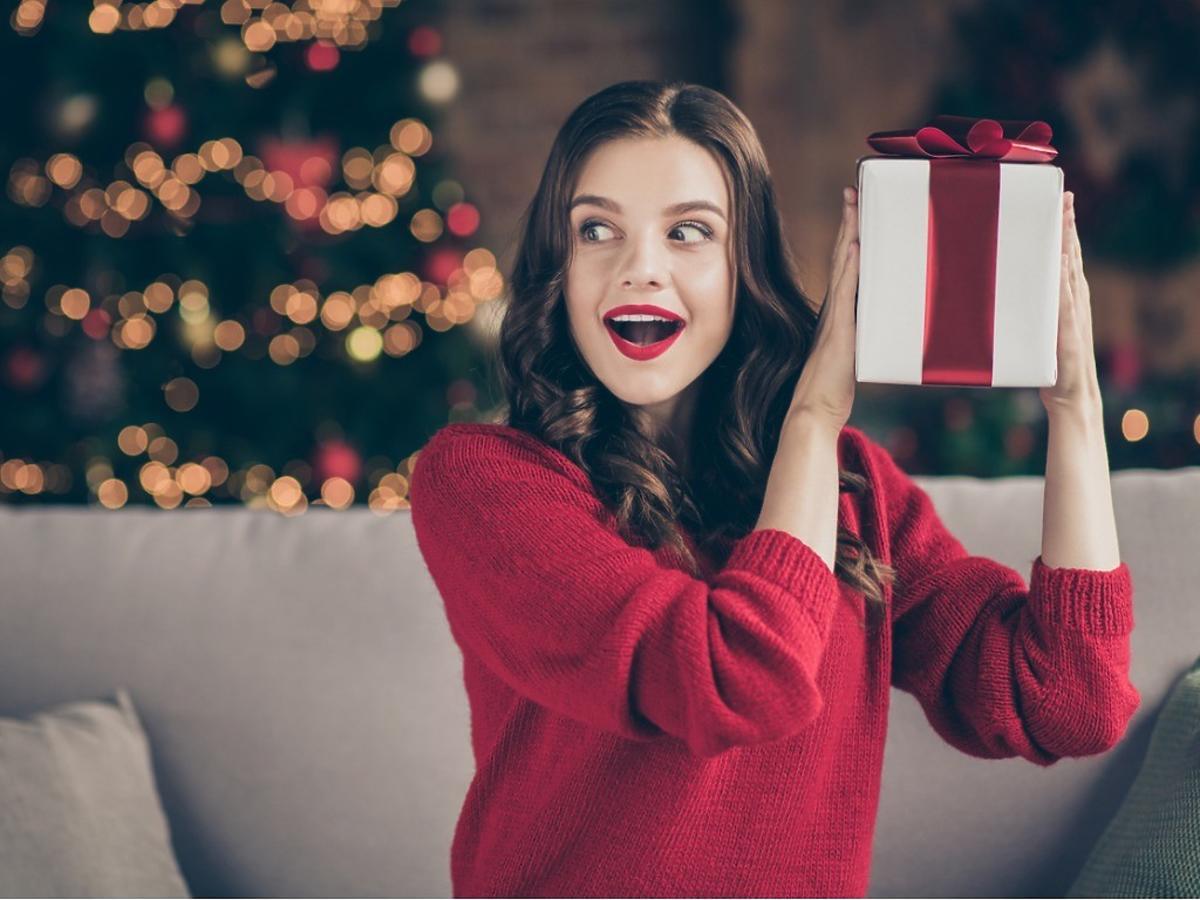 Co kupić dla niej na prezent?