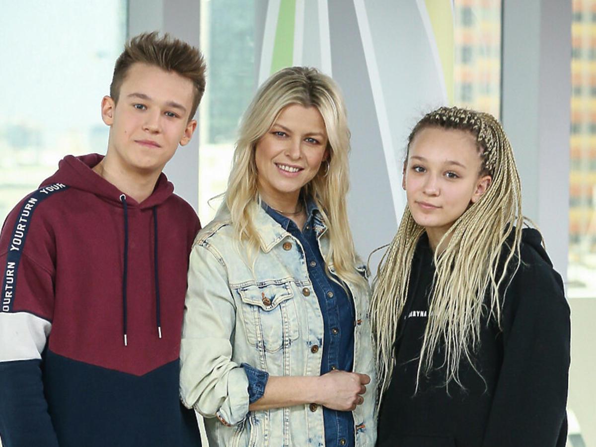 Córka Michała Wiśniewskiego i Mandaryny, Fabienne, nie jest już blondynką