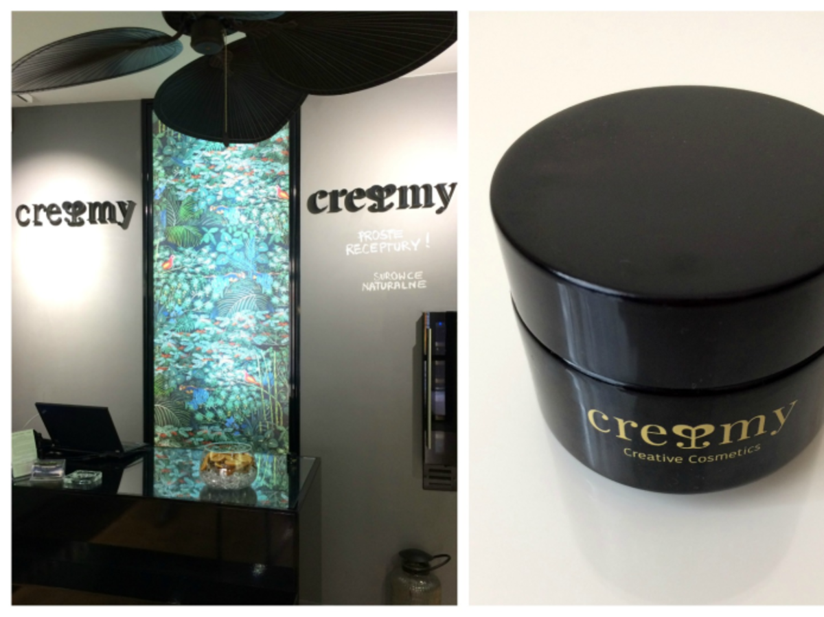 creamy creative cosmetics krem do twarzy