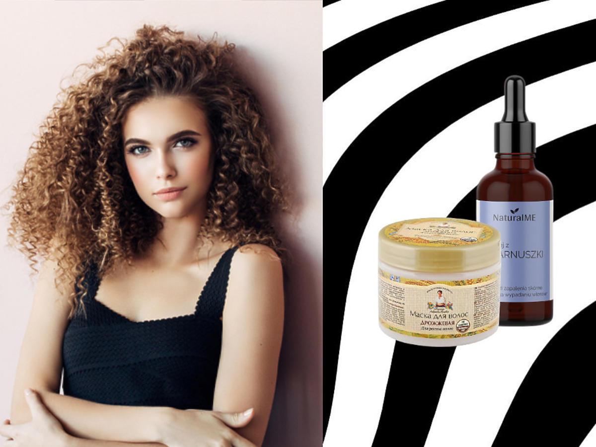 curly hair - metoda dla kręconych włosów