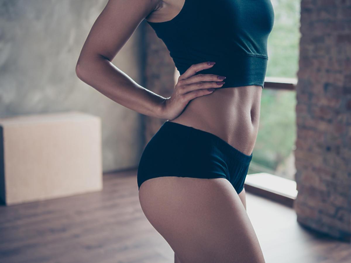 ćwiczenia na cellulit na udach i pośladkach