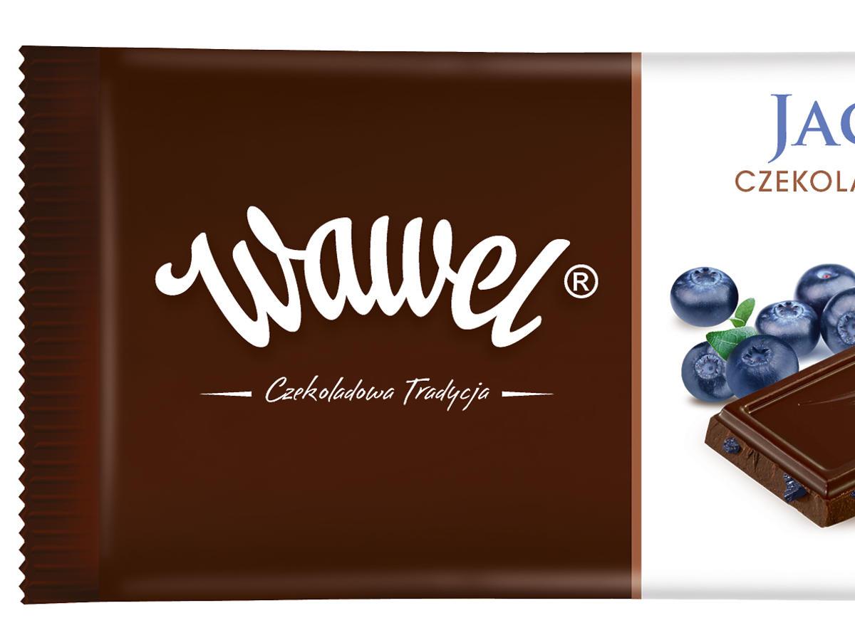 czekolada wawel jagodowa