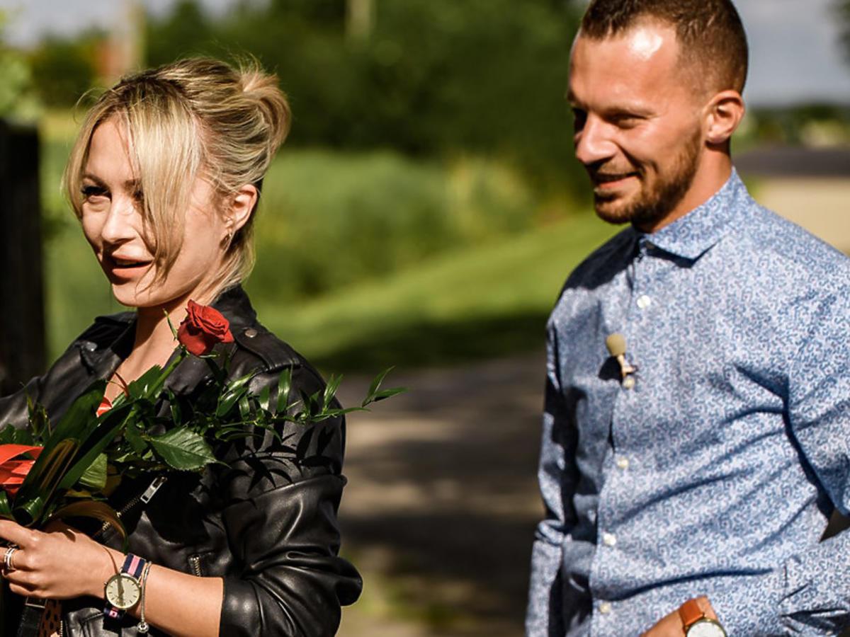 Czy Martyna ma kontakt z Dawidem w Rolnik szuka żony 7?