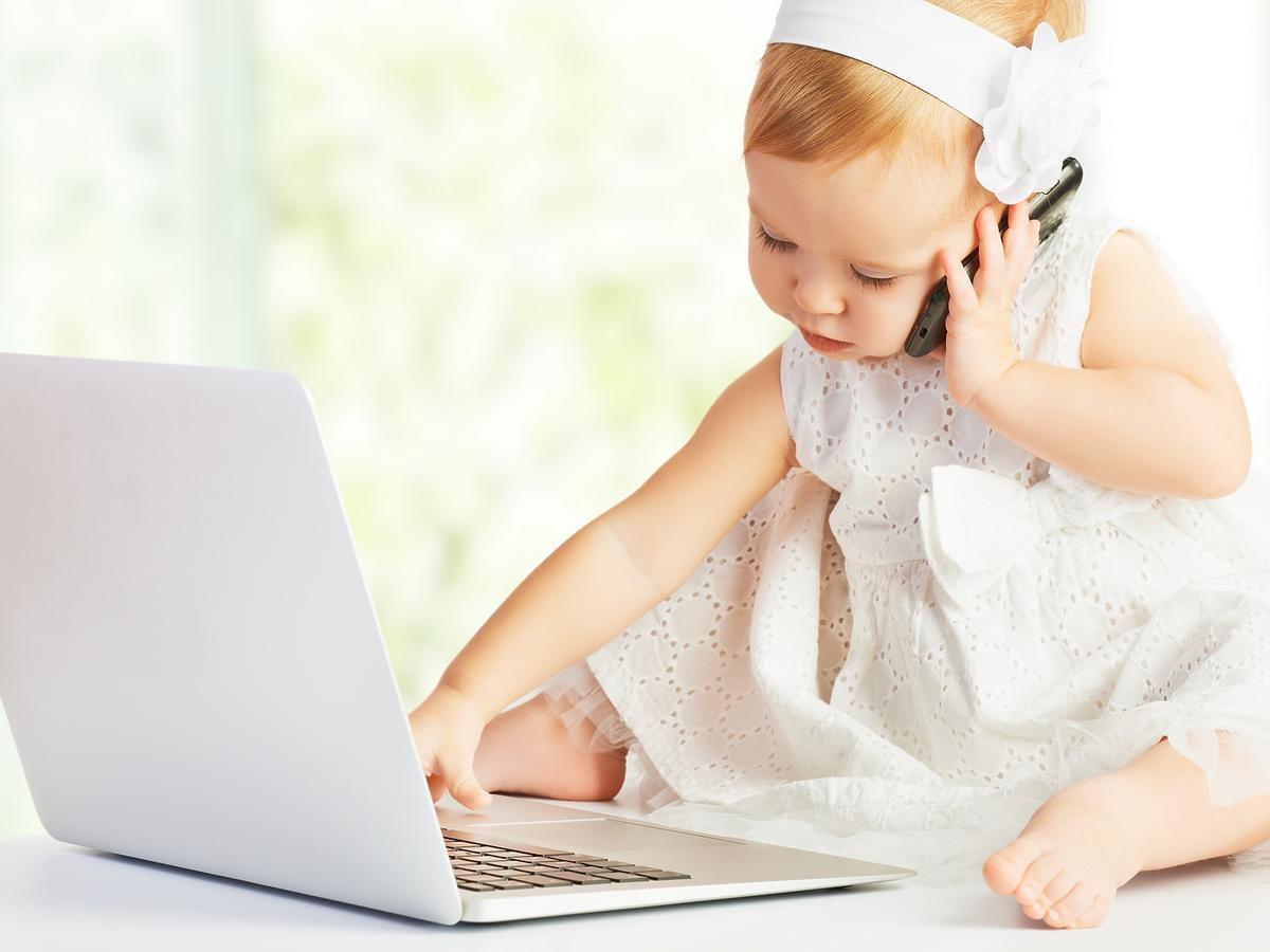 Czy rodzice dostatecznie chronią wizerunek dziecka w sieci?
