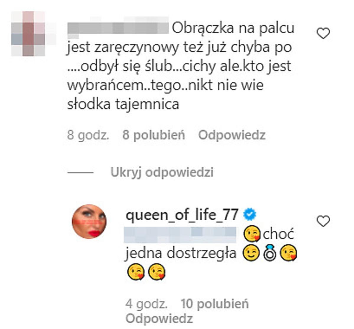 """Dagmara Kaźmierska z """"Królowych życia"""" pokazała narzeczonego?! Fani nie mogą wyjść z zachwytu"""