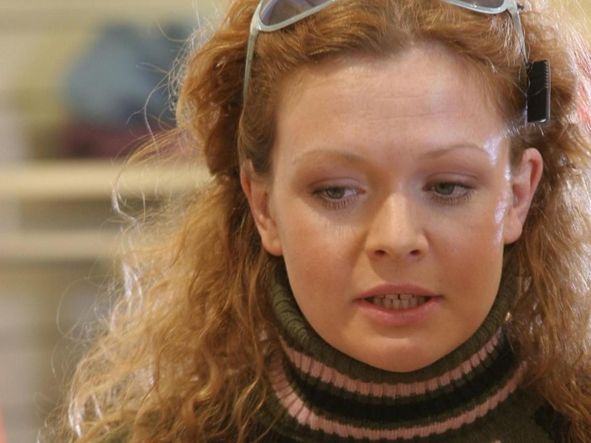 Daria Widawska w 2006 roku