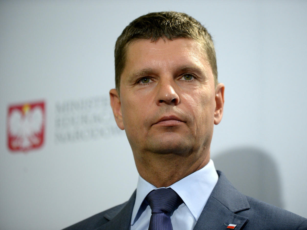 Dariusz Piontkowski MEN