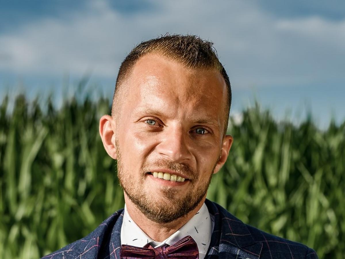 Dawid Rolnik szuka żony