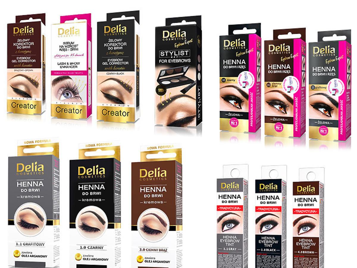 Delia Cosmetics poleca