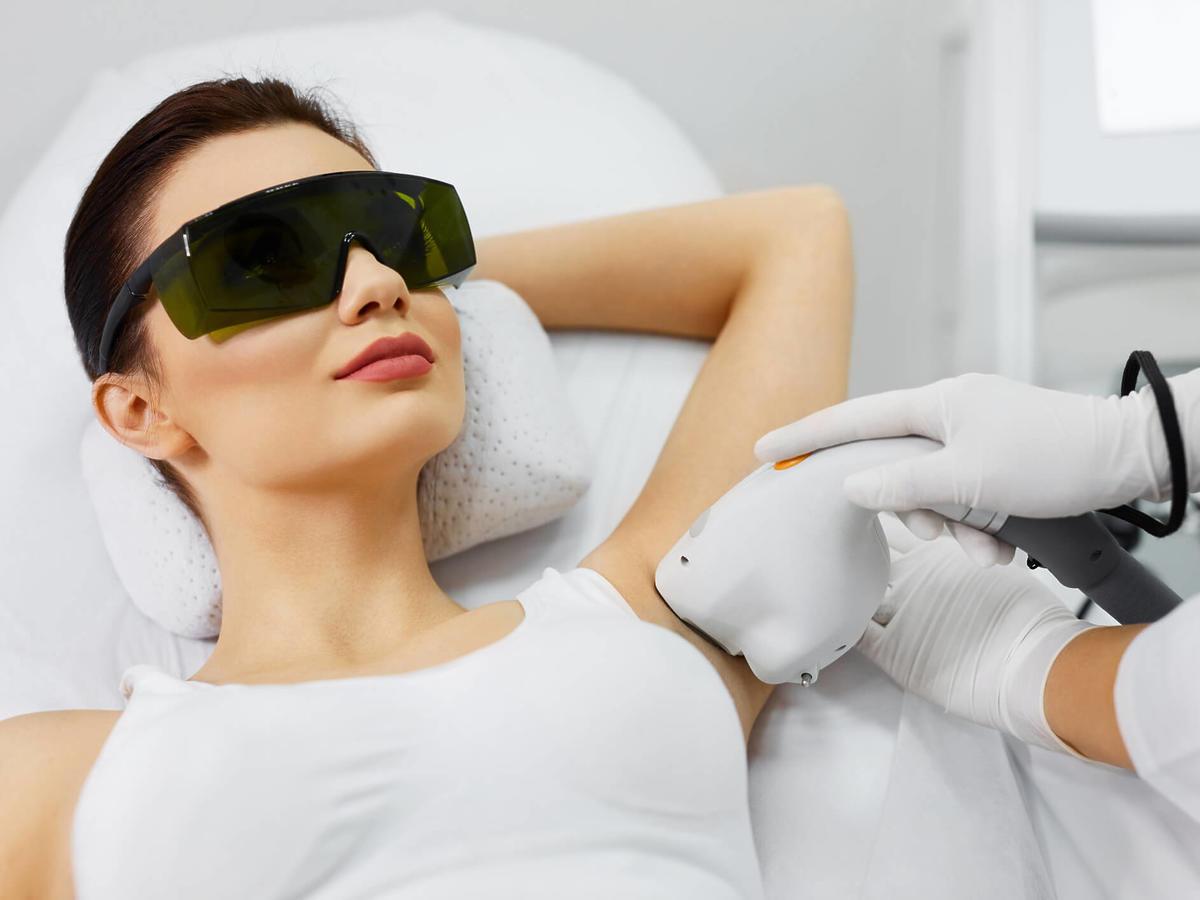 depilacja laserowa i IPL