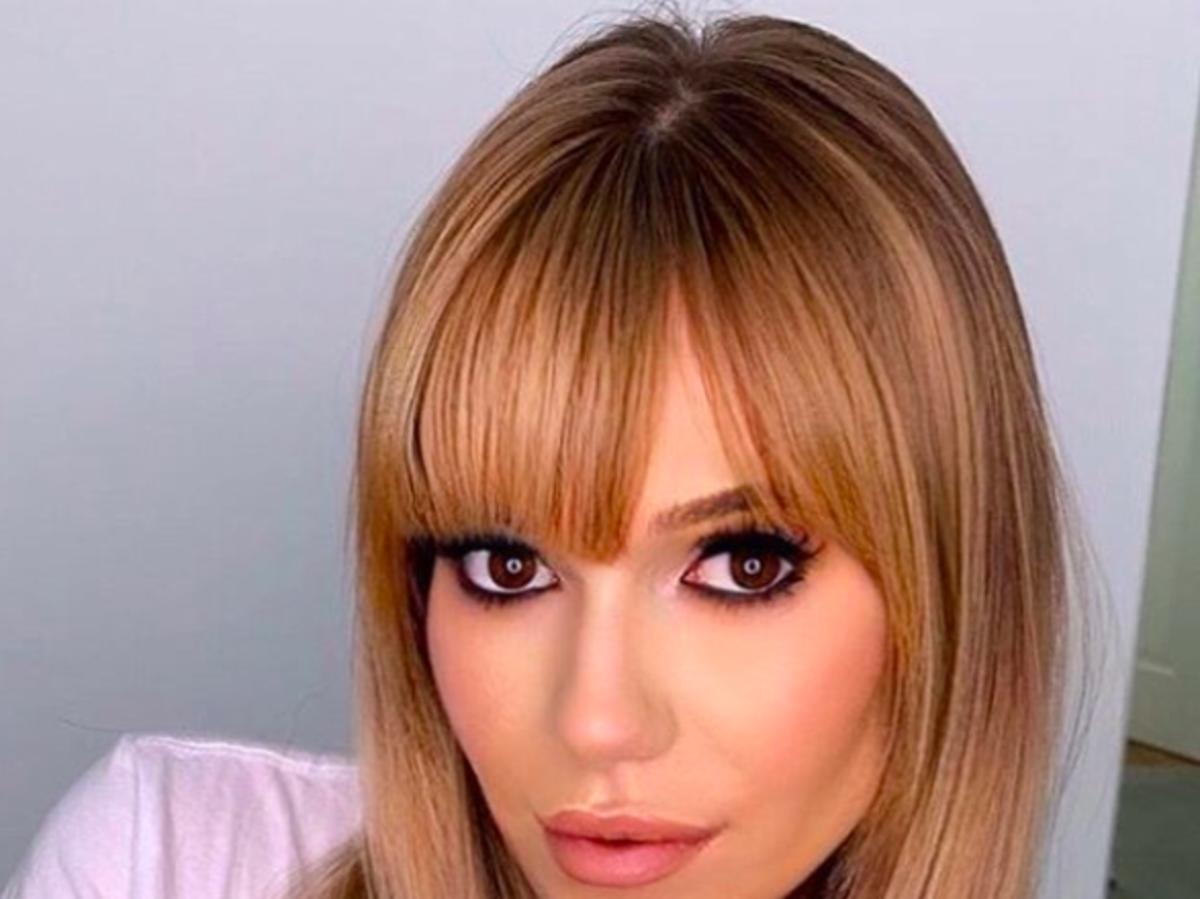 Doda przypomina w nowej fryzurze Annę Przybylską