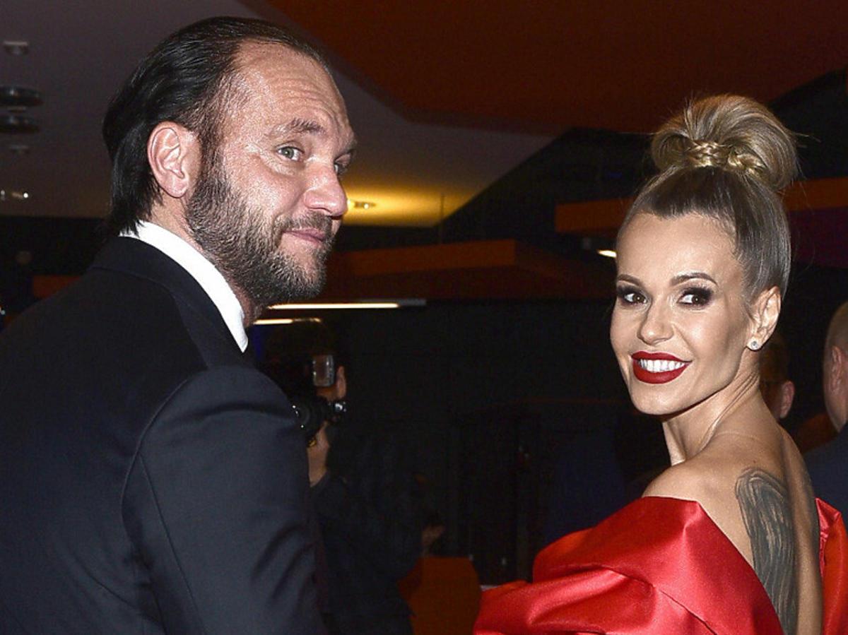 Doda z mężem Emilem
