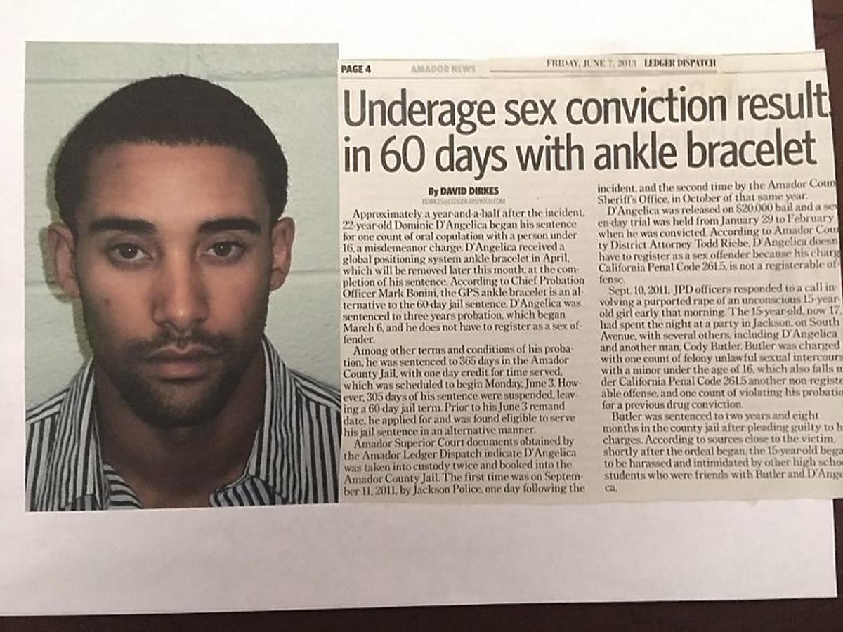 """Dominic D'Angelica z """"Top Model"""" był skazany za seks z nieletnią?! Internauci żądają usunięcia go z programu"""