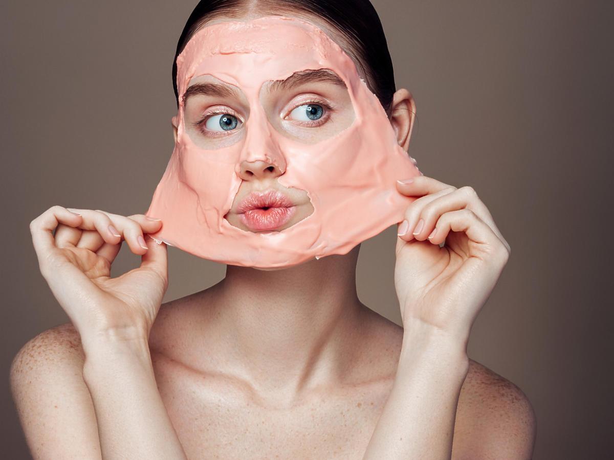 domowa maseczka na twarz