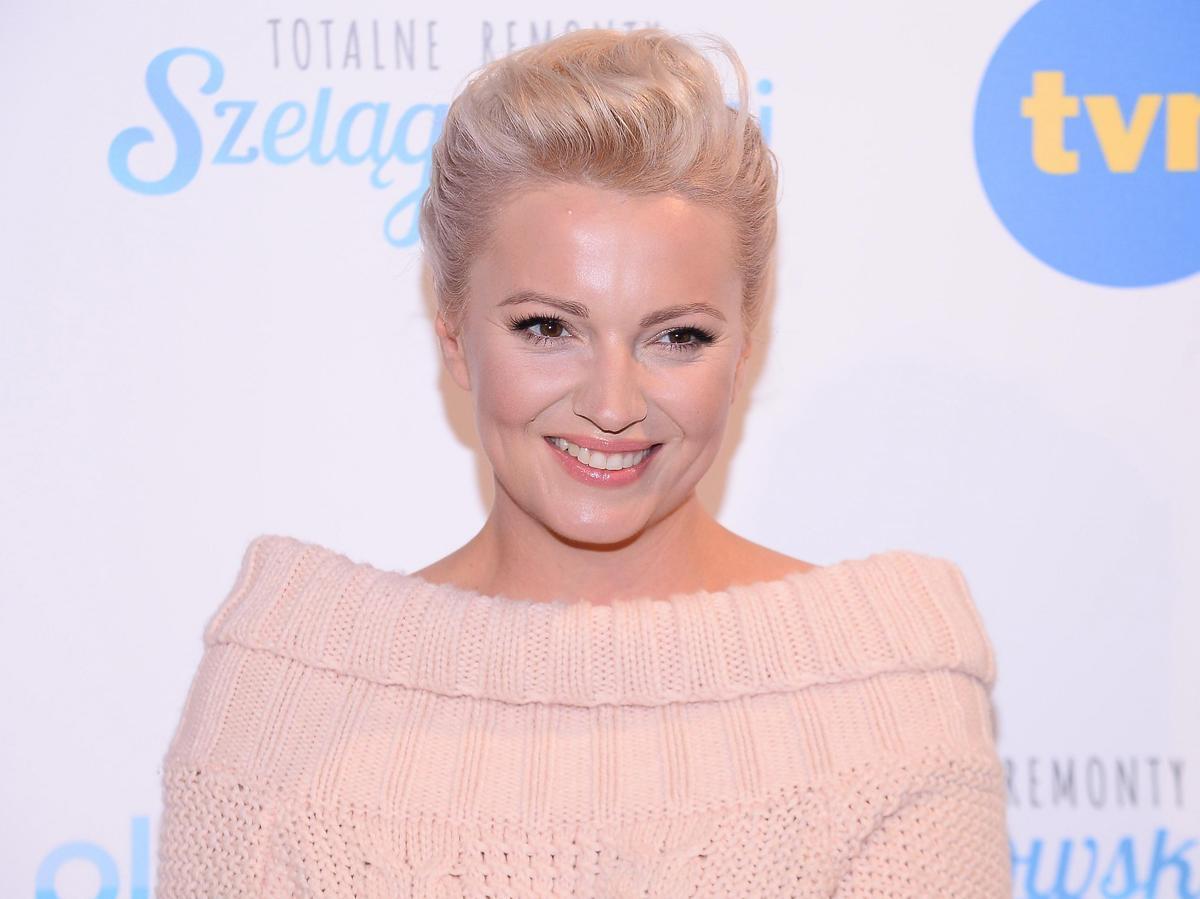 Dorota Szelągowska pokazała się bez makijażu