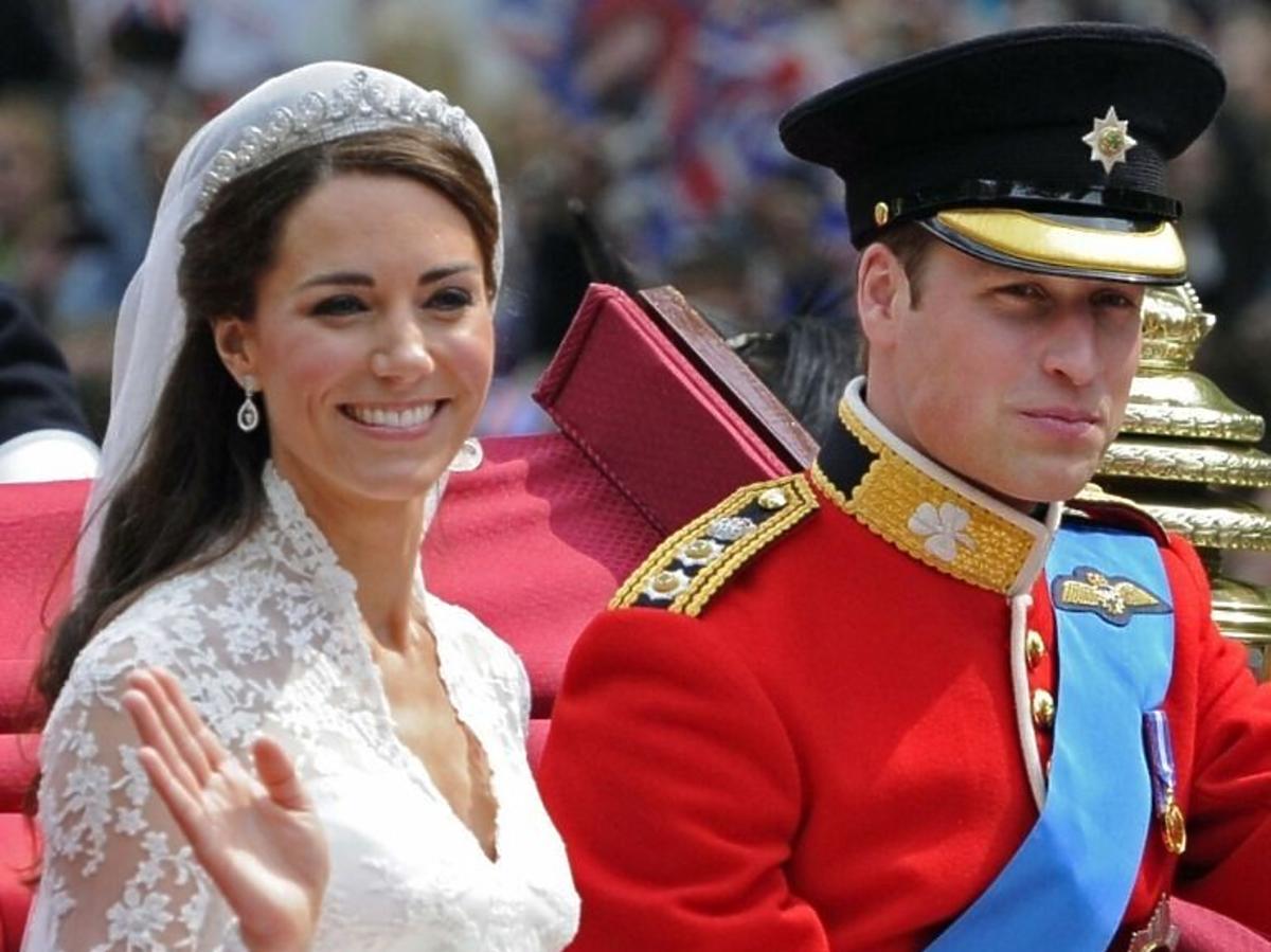 Dziesiąta rocznica ślubu Kate i Williama