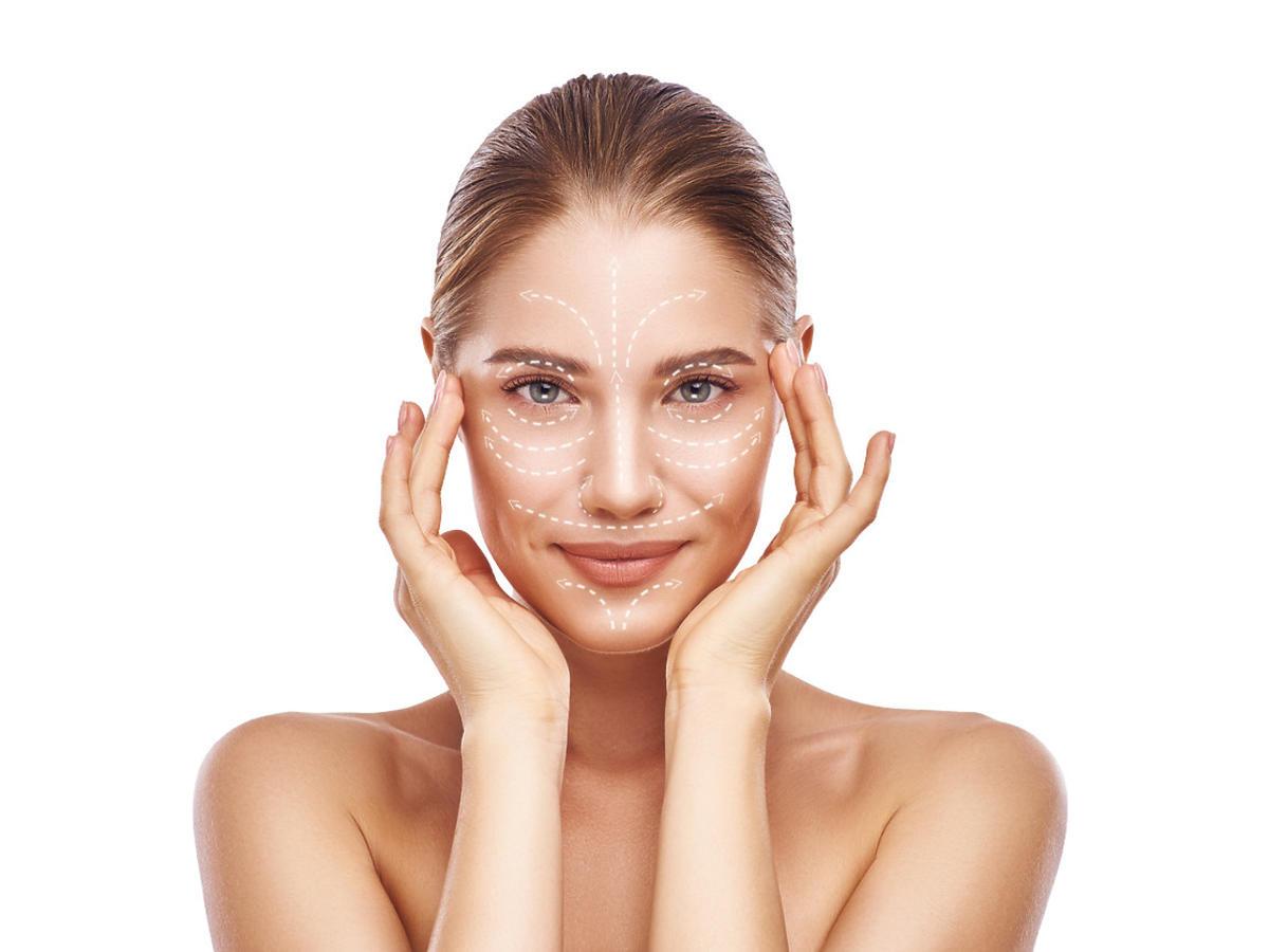 efekty liftingu twarzy