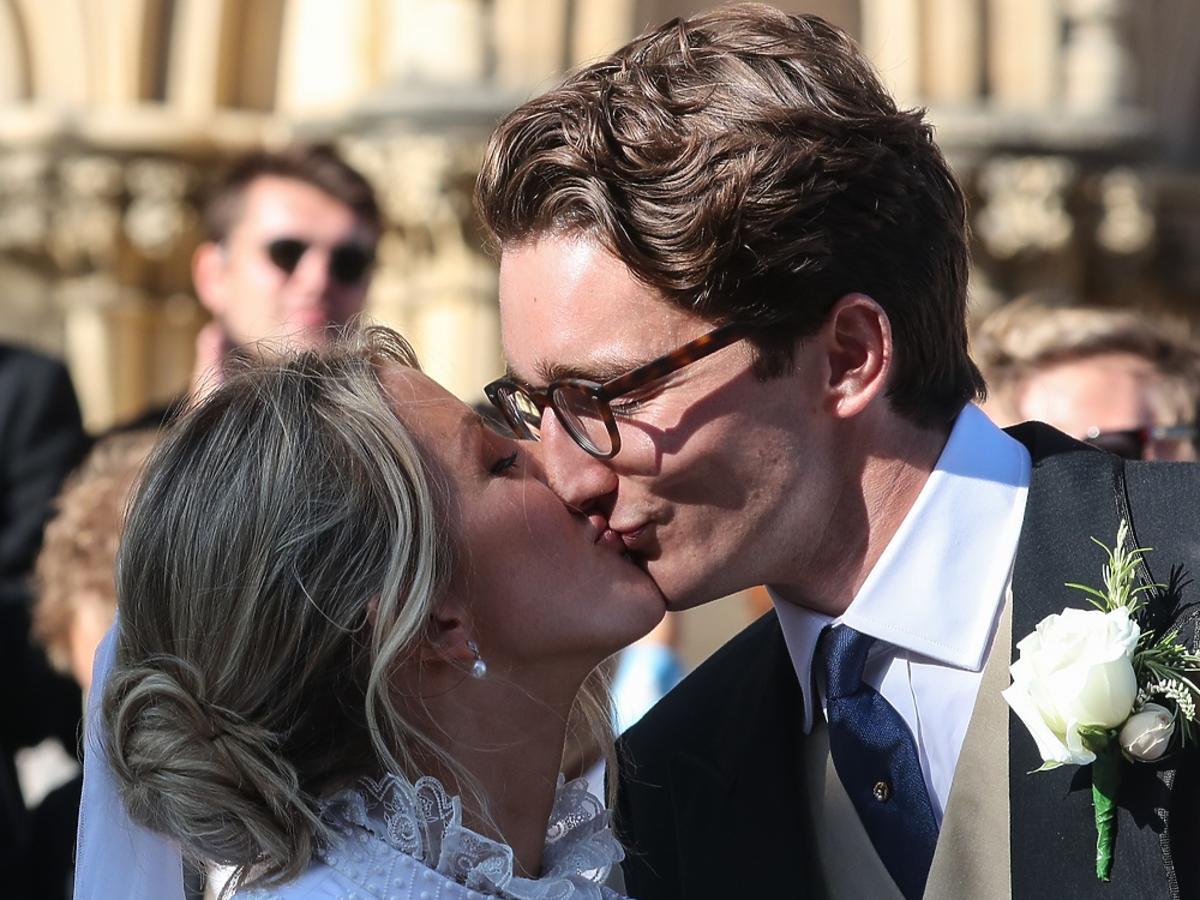 Ellie  Goulding wzięła ślub