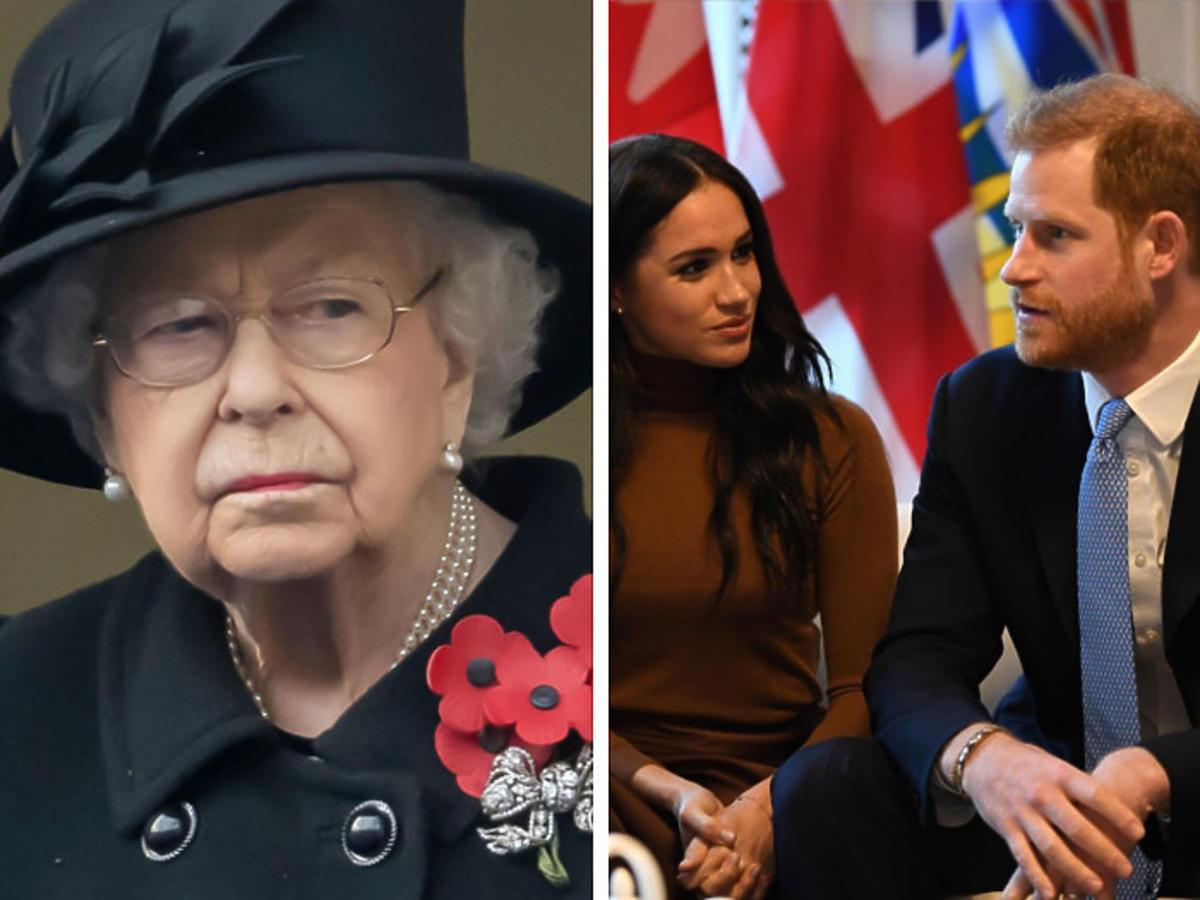 Elżbieta II nie ma litości! Królowa zmyślnie upokorzyła Meghan Markle podczas oficjalnych rozmów