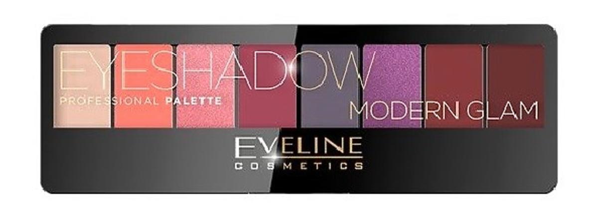 eveline eyeshadow modern glam
