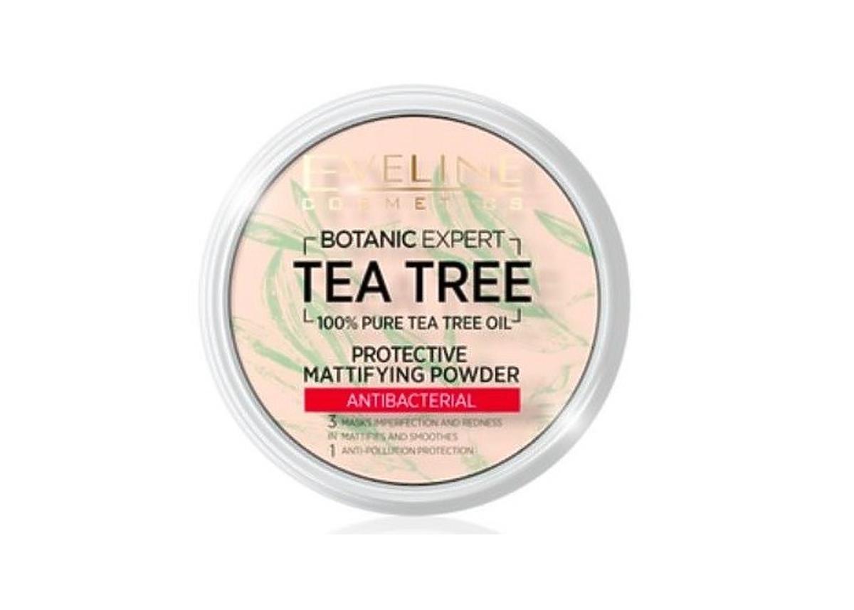 eveline tea tree powder