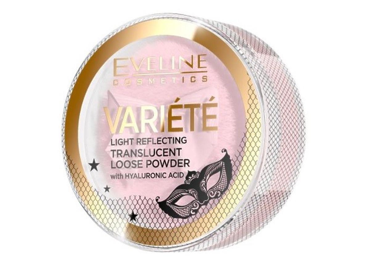 Eveline Variete puder odbijający światło
