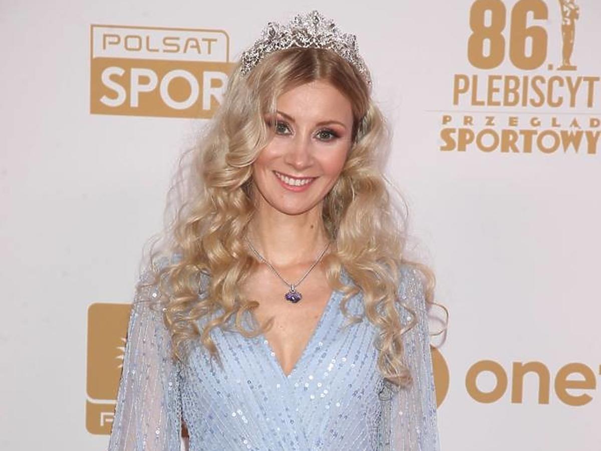 Ewa Bilan Stoch na Gali Mistrzów Sportu 2021
