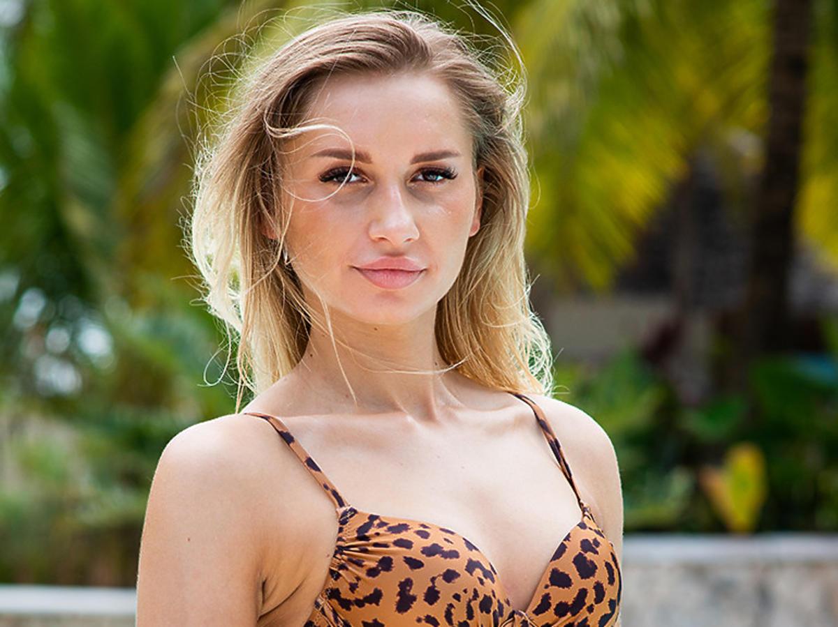 """Ewa Foryszewska w """"Hotelu Paradise 3"""""""