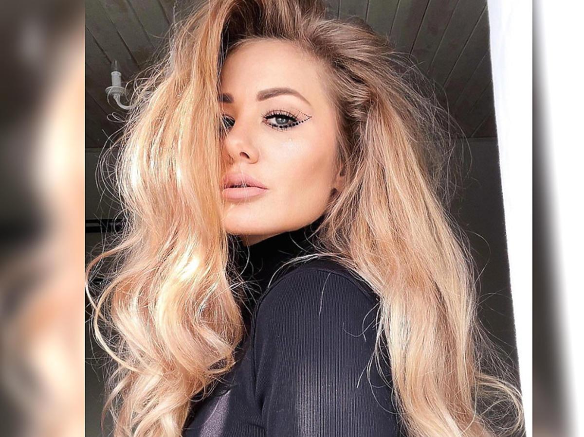 Ewa Mrozowska zmieniła kolor włosów
