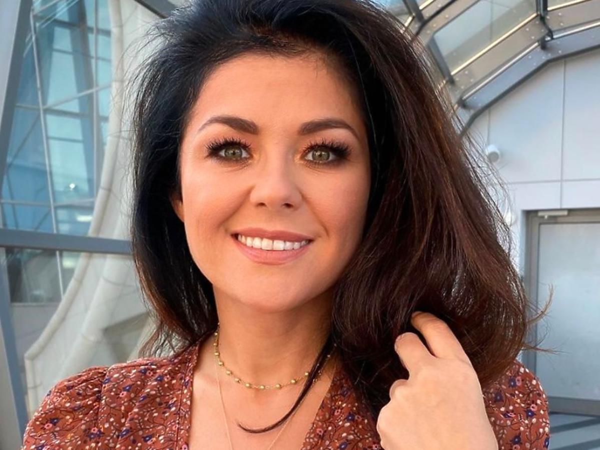 Fani krytykują Kasię Cichopek za zabawę zagrażającą zdrowiu i życiu jej dzieci