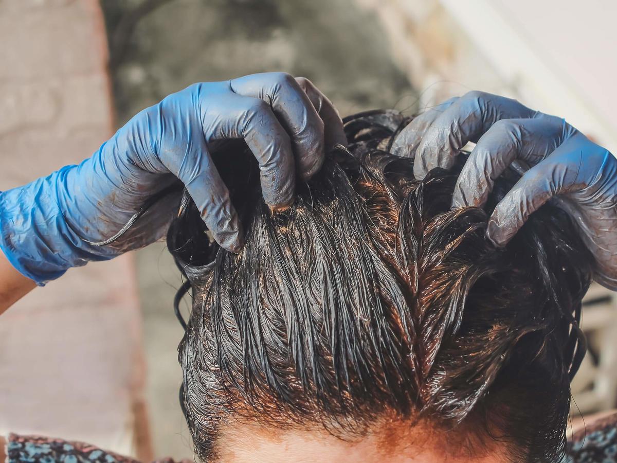 farbowanie włosów henną
