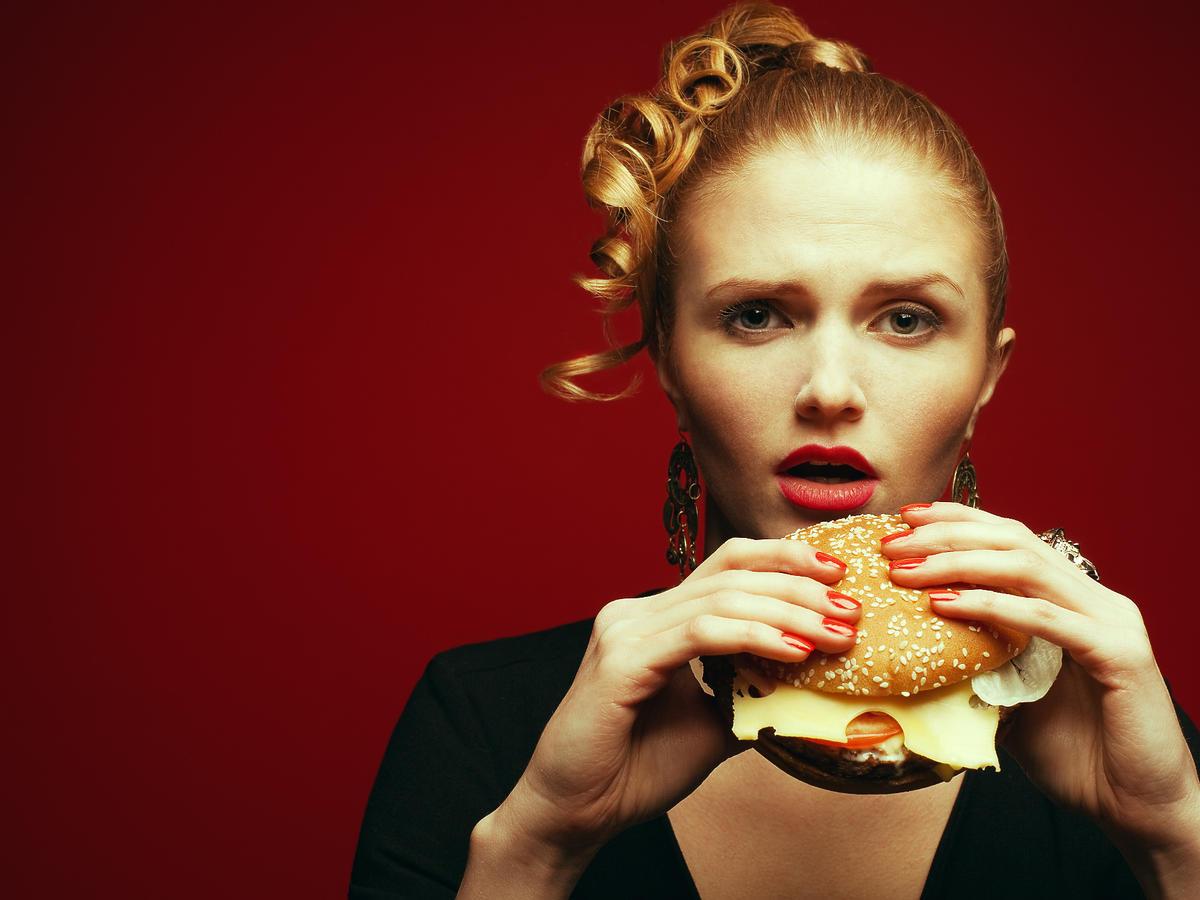 fast food a dieta