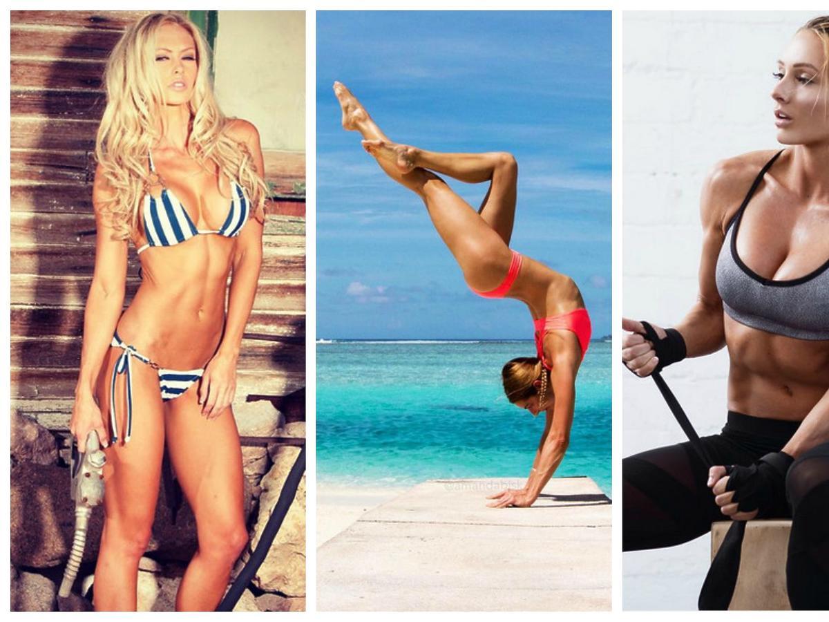 fitness model instagram